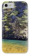 Current River 7 IPhone Case by Marty Koch