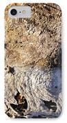 Curves And Colors In Nature IPhone Case by Todd A Blanchard