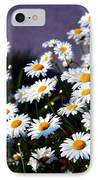 Daisies IPhone Case by Lana Trussell