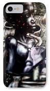 Death Of A Thousand Cuts IPhone Case by Chester Elmore