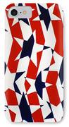 Dennis Conner II IPhone Case by Oliver Johnston