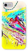 Diva IPhone Case by Will Borden