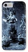 Dwarven Holy Anvil IPhone Case by Marc Garrido