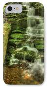 Emerald Dreams IPhone Case by Evelina Kremsdorf