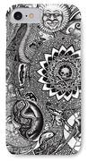 Epiphany IPhone Case by Tobey Anderson