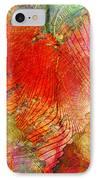 Exhilaration IPhone Case by Barbara Berney