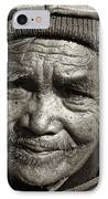 Eyes Of Soul 2 IPhone Case by Skip Nall