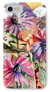 Fairy Land IPhone Case by Mindy Newman