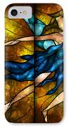 Fairy Tetraptych IPhone Case by Mandie Manzano