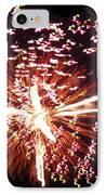 Fireworks Fun IPhone Case by Debra     Vatalaro