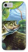 Fooled Again Bass II IPhone Case by JQ Licensing