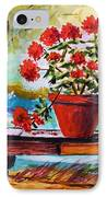 From The Potting Shed IPhone Case by John Williams
