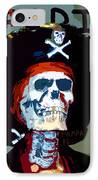 Gasparilla 2011 Work Number Two IPhone Case by David Lee Thompson