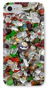 Glass Beach Fort Bragg Mendocino Coast IPhone Case by Christine Till