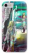 Good Lord Show Me The Way IPhone Case by Miki De Goodaboom