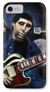 Graceland Tribute To Paul Simon IPhone Case by Seth Weaver