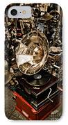 Gramophone IPhone Case by Gabriela Insuratelu