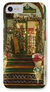 Holiday Treasured IPhone Case by Doug Kreuger