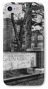 Home Of The Boilers IPhone Case by Coby Cooper