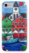 Hometown Festival IPhone Case by Lisa  Lorenz