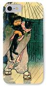 Honorable Mr. Cat 1903 IPhone Case by Padre Art