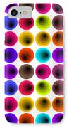Hypnotized Optical Illusion IPhone Case by Sumit Mehndiratta