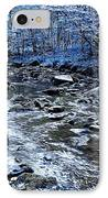 Ice Blue Forest IPhone Case by Svetlana Sewell