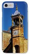 Iglesia De San Martin - Trujillo IPhone Case by Juergen Weiss