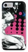 Ignudo IPhone Case by Jean Pierre Rousselet