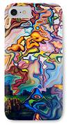 Incarnation IPhone Case by Aswell Rowe