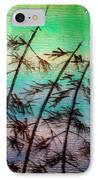 Into The Wind IPhone Case by Rick Silas