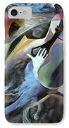 Jammin IPhone Case by Ikahl Beckford