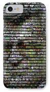 Joe Paterno Mosaic IPhone Case by Paul Van Scott