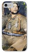 Korean War: G.i., 1950 IPhone Case by Granger