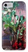 La Hacienda In Old Tuscon Az IPhone Case by Susanne Van Hulst