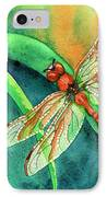 Lazy Days IPhone Case by Tracy L Teeter