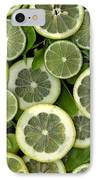 Limons IPhone Case by Christian Slanec