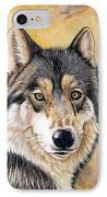 Loki IPhone Case by Sandi Baker
