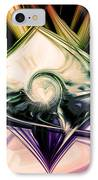 Love And Light IPhone Case by Linda Sannuti