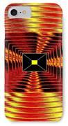 Luminous Energy 12 IPhone Case by Will Borden