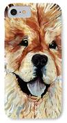 Madame Chu Cho IPhone Case by Pat Saunders-White