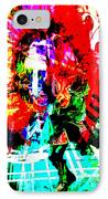Madi Gras IPhone Case by Brian Roscorla