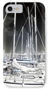 Mast Angles IPhone Case by John Rizzuto