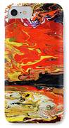 Melt IPhone Case by Ralph White