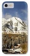 Mount Timpanogos IPhone Case by Scott Pellegrin