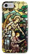 My Angel IPhone Case by Jose Manuel Abraham