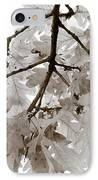 Oak Leaves IPhone Case by Frank Tschakert