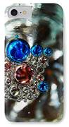 Oil And Water 16 IPhone Case by Sarah Loft