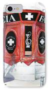 Old Pharmacy IPhone Case by Tomas Castano