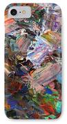 Paint Number 42-c IPhone Case by James W Johnson